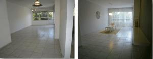 לפני ואחרי שיפוץ דירה ישנה