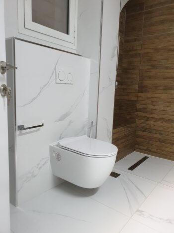 שיפוץ חדר אמבטיה בפתח תקווה