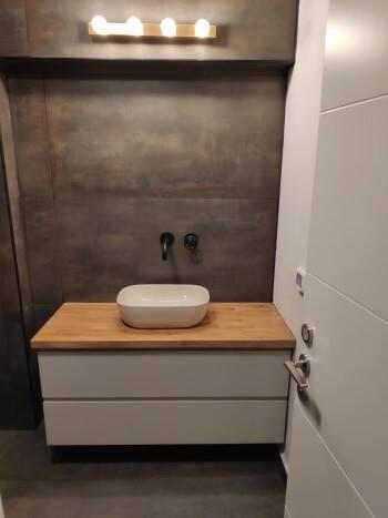 שיפוץ חדר אמבטיה בשרון