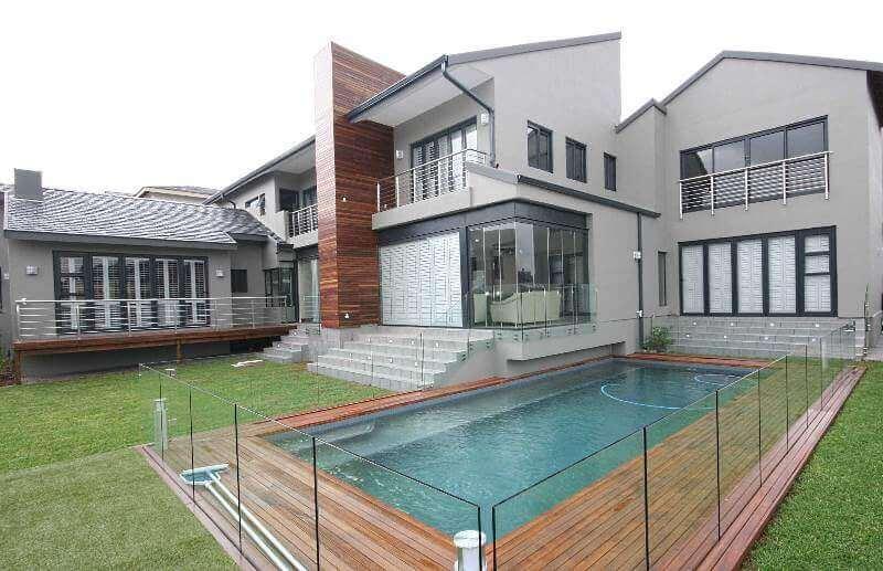 בית שנבנה בבניה קלה
