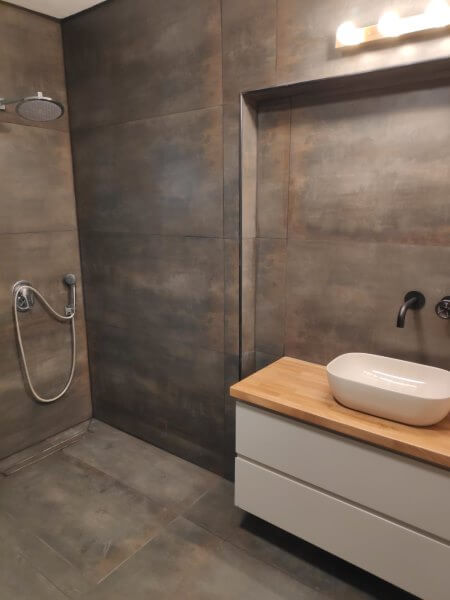 שיפוץ חדר אמבטיה בנתניה
