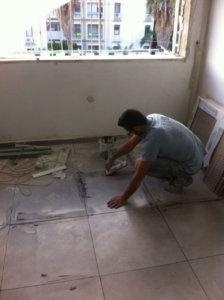 שיפוץ דירה ישנה שלב 3
